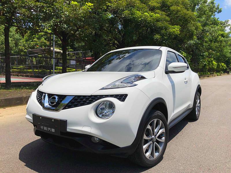 2017 Nissan 日產 Juke