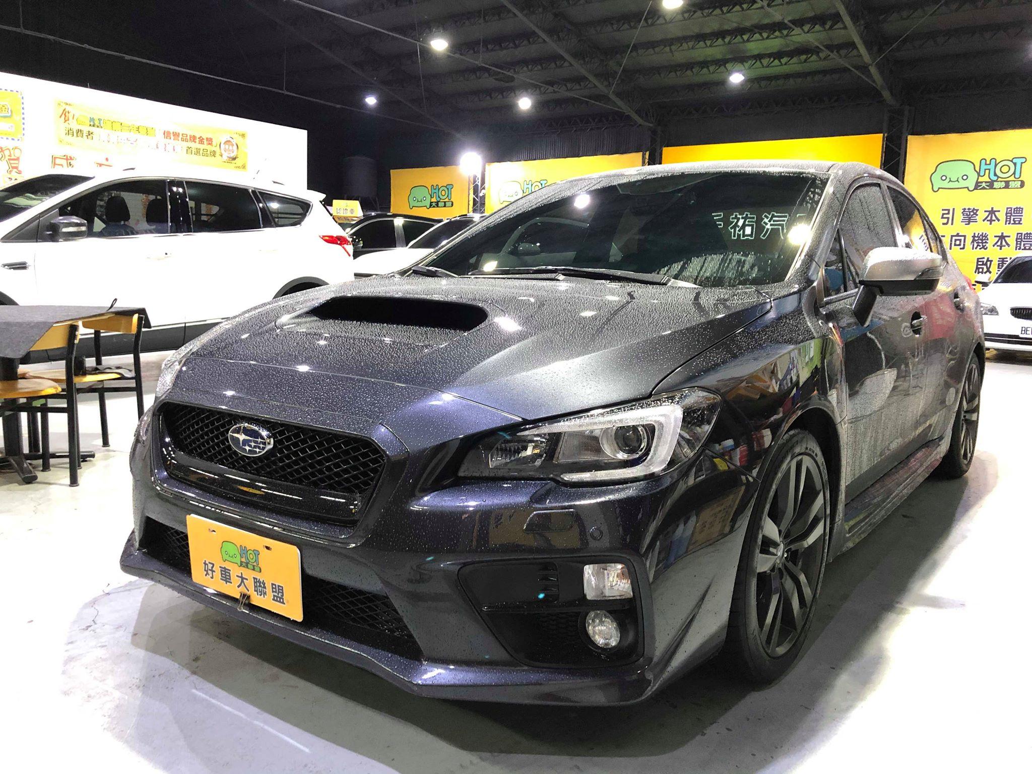 2016 Subaru 速霸陸 WRX