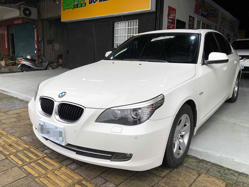 2009 BMW 寶馬 5-series sedan