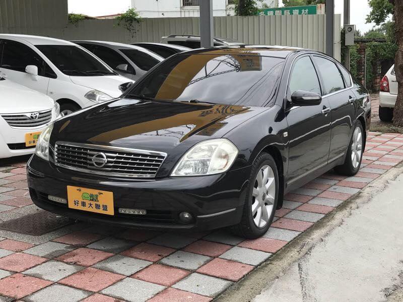 2005 Nissan Teana