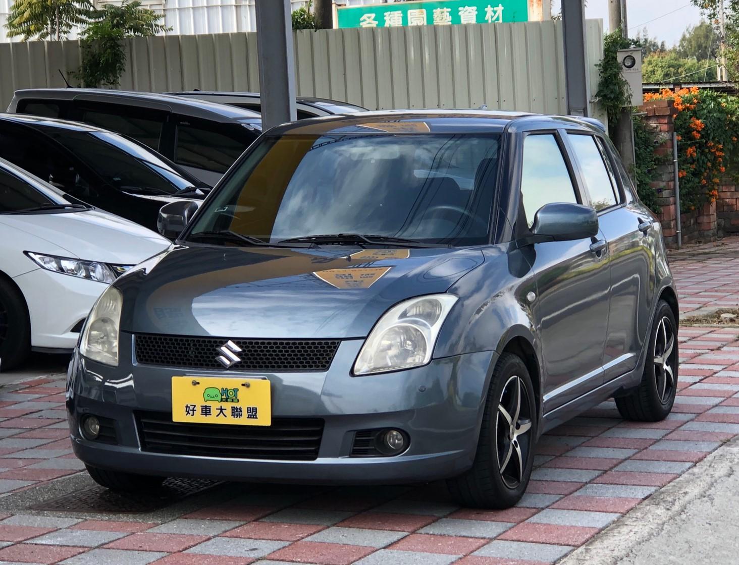 2005 Suzuki 鈴木 Swift