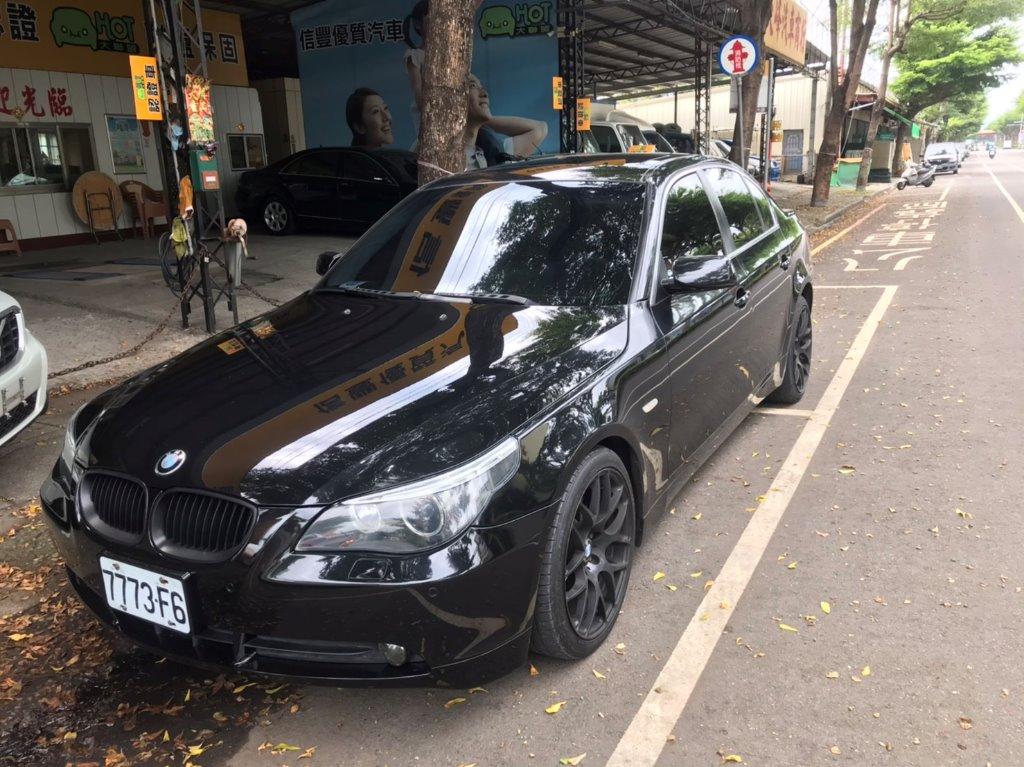 2005 BMW 寶馬 5-series sedan