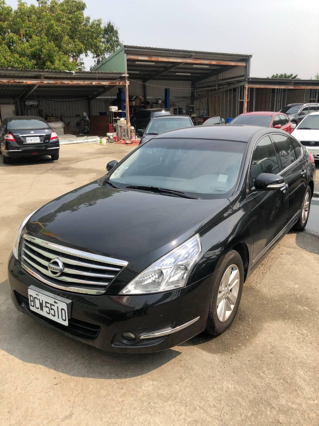 2016 Nissan 日產 Teana