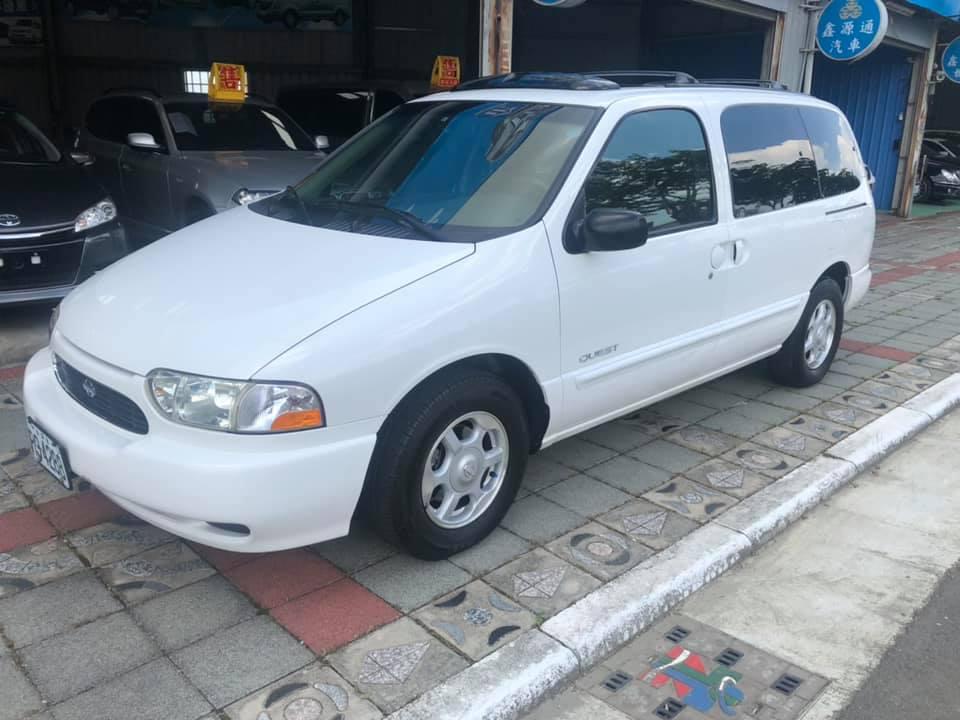 1999 Nissan 日產 Quest