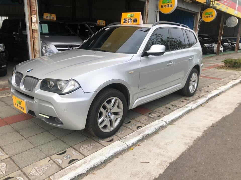 2010 BMW 寶馬 X3