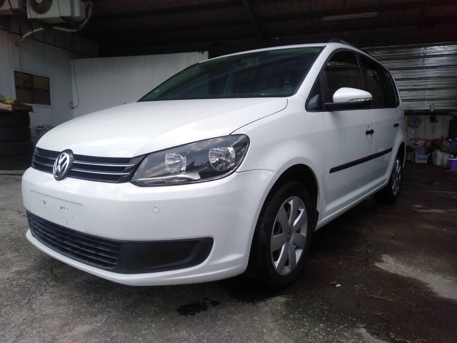 Volkswagen 福斯 2014 Touran