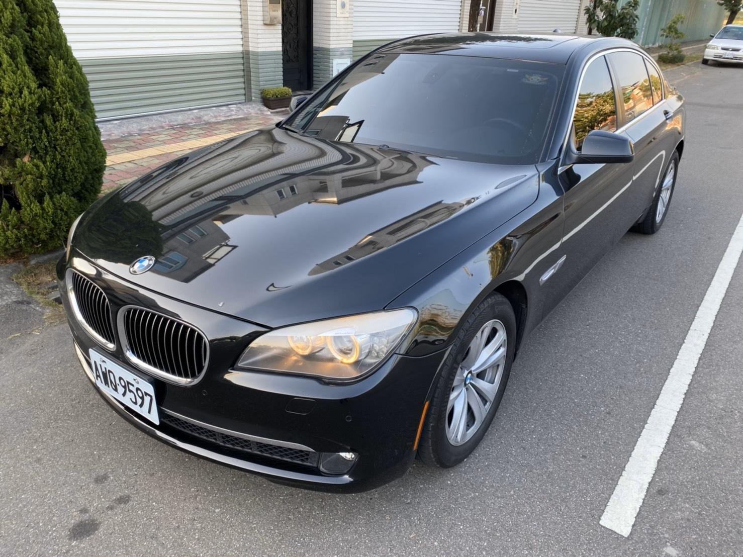2012 BMW 寶馬 7-series