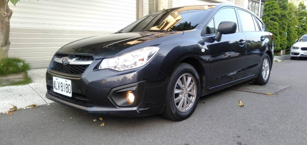 2015 Subaru 速霸陸 Impreza
