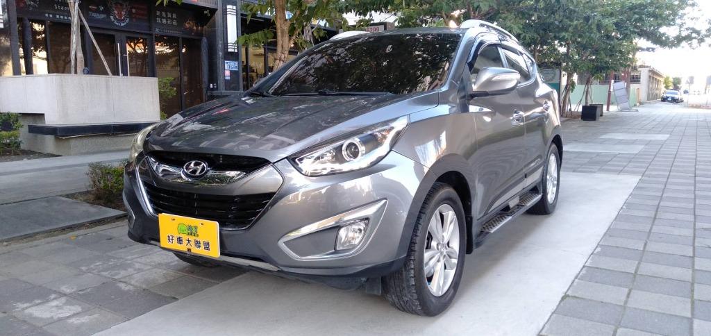 2013 Hyundai 現代 Tucson