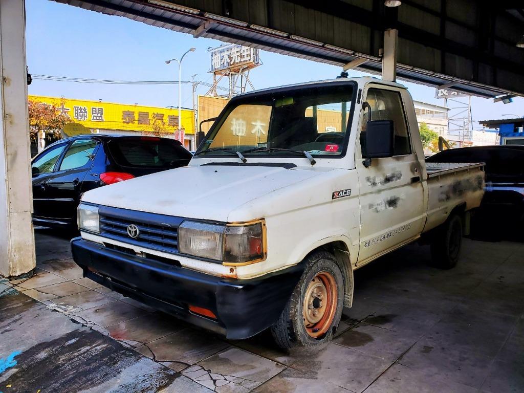 1996 Toyota 豐田 商用車