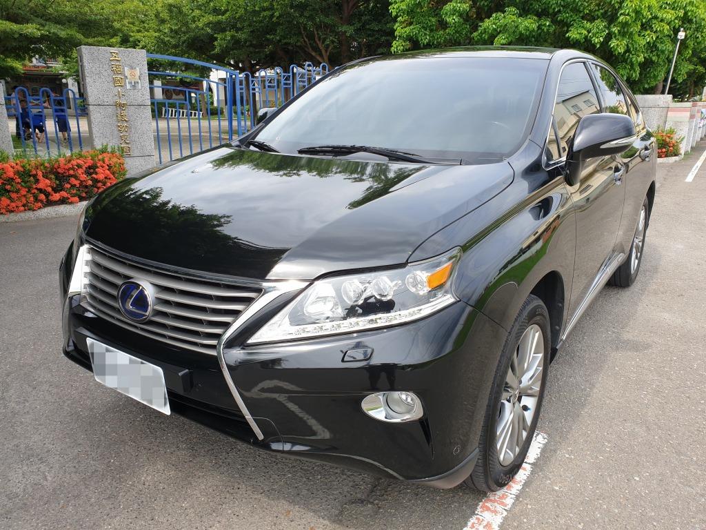 2012 Lexus 凌志 Rx