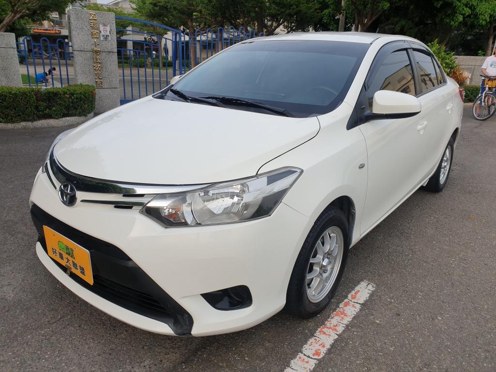 Toyota 豐田 2017 Vios