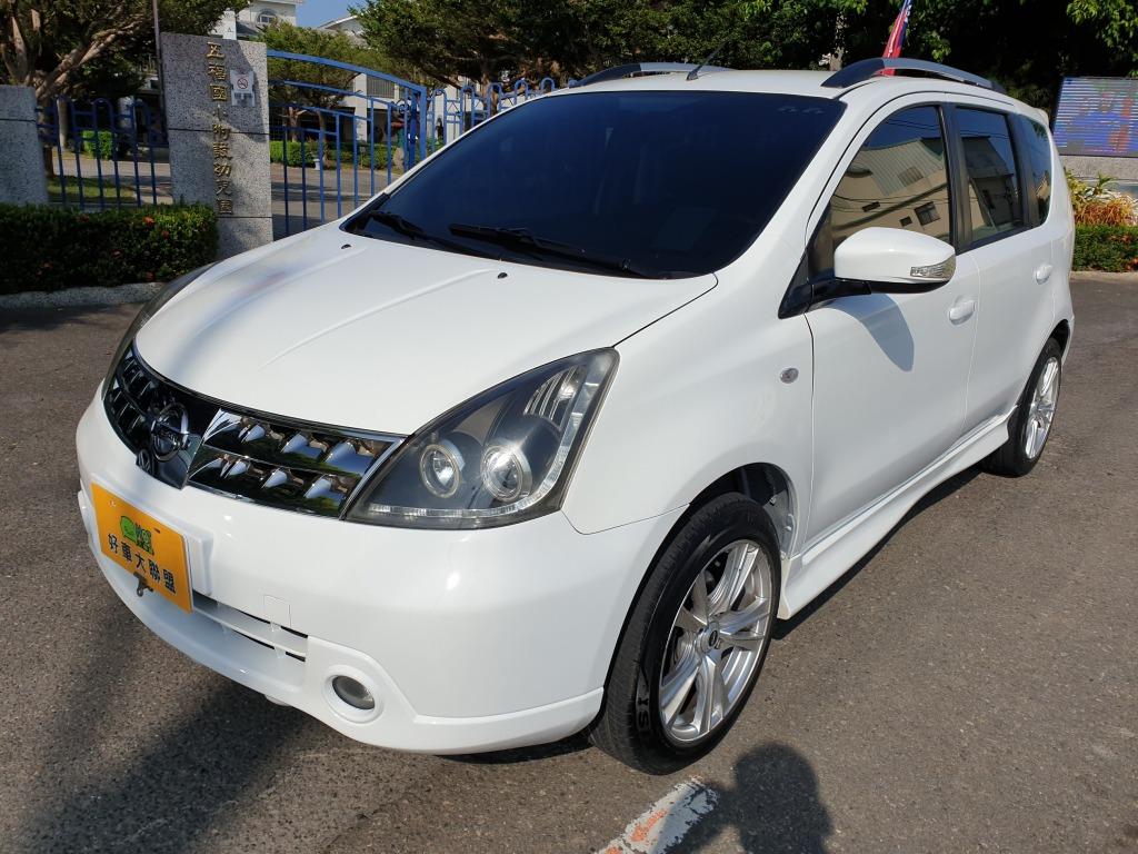 2013 Nissan 日產 Livina