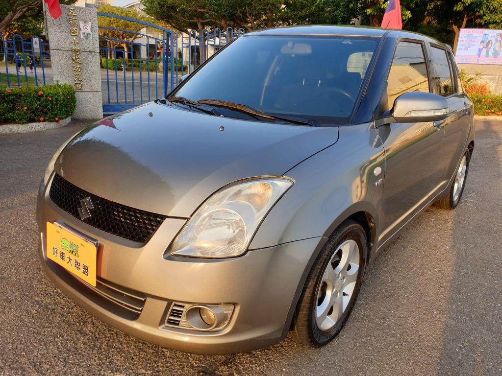 2009 Suzuki 鈴木 Swift