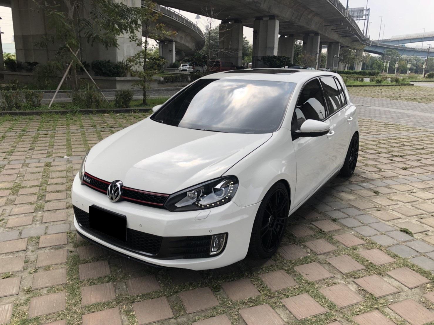 2011 Volkswagen Golf gti