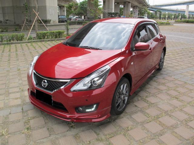 2013 Nissan 日產 Tiida
