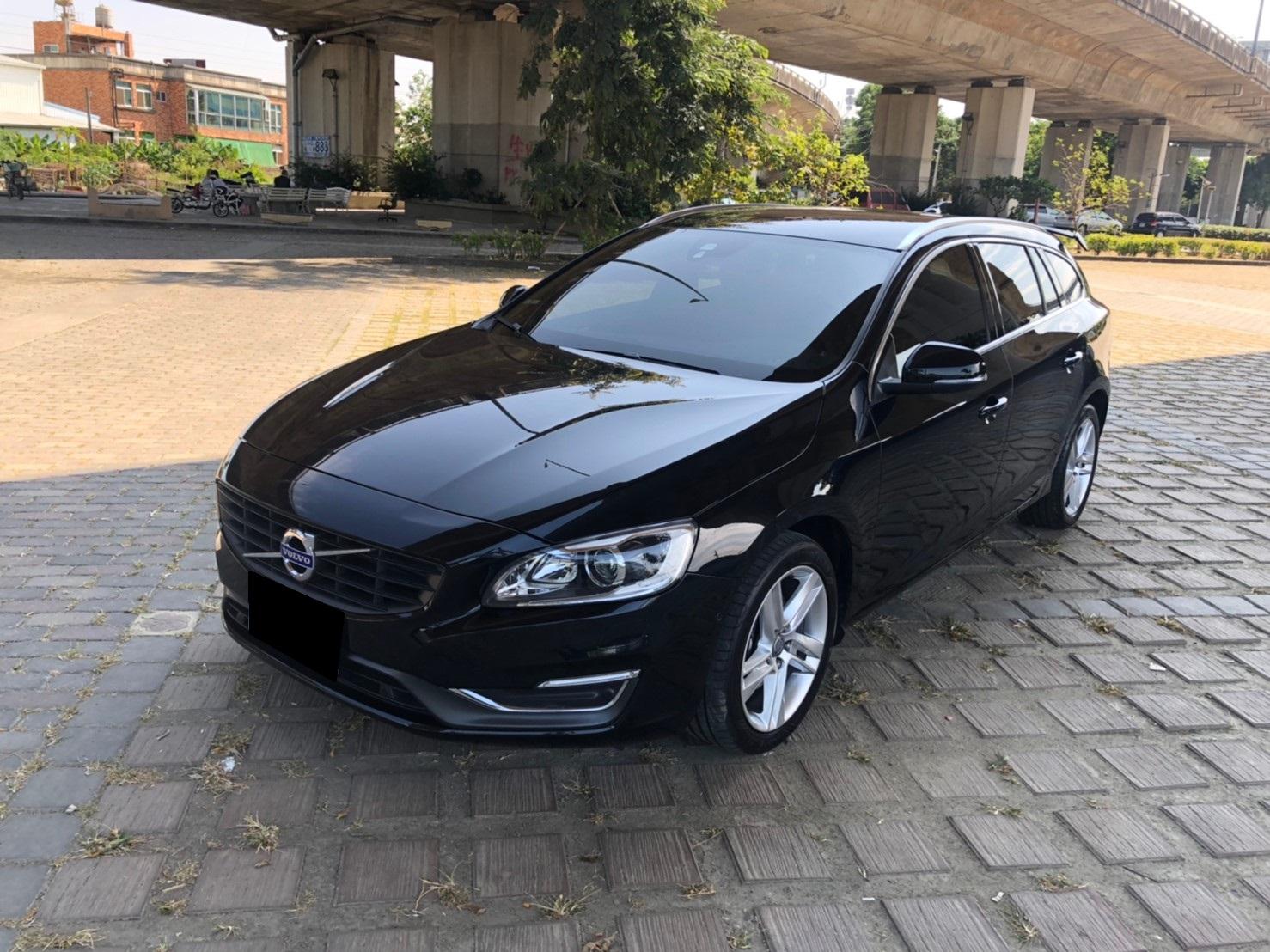 2015 Volvo 富豪 V60