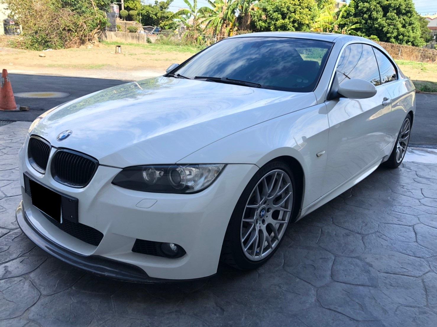 2008 BMW 寶馬 3-series sedan