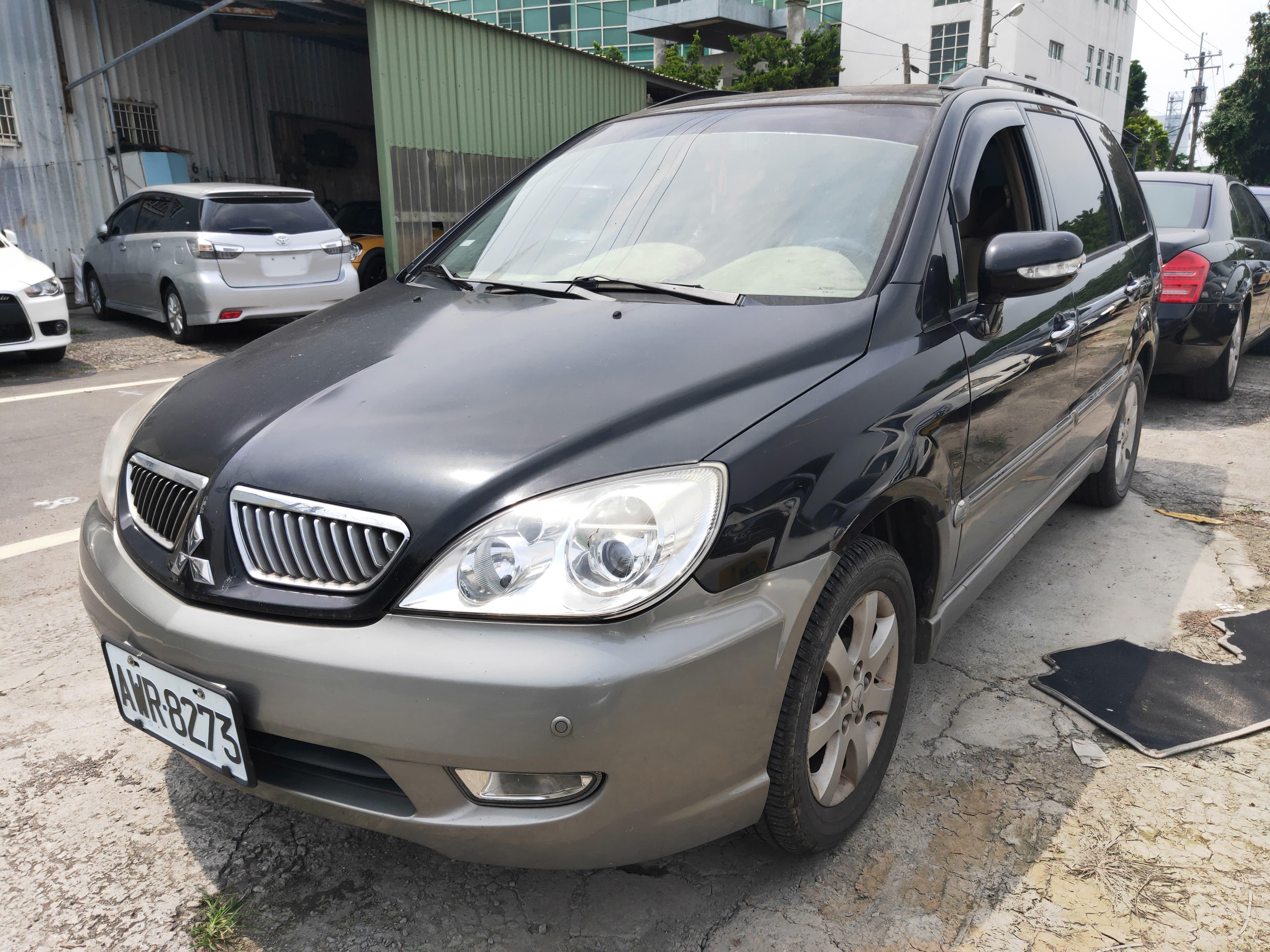 2004 Mitsubishi Savrin