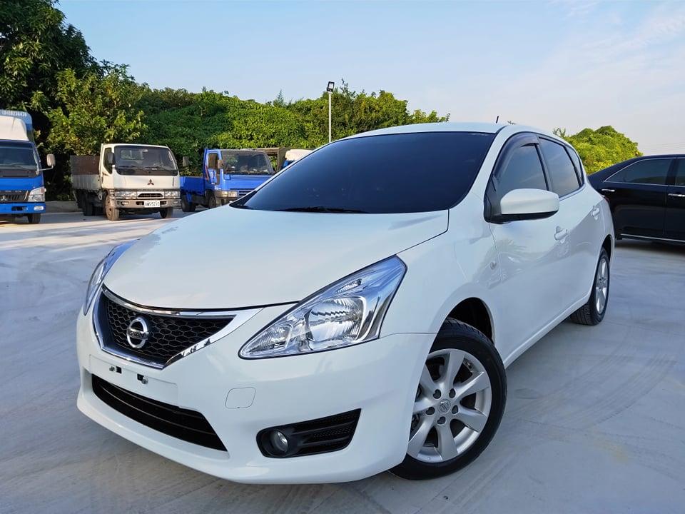 2016 Nissan 日產 Tiida