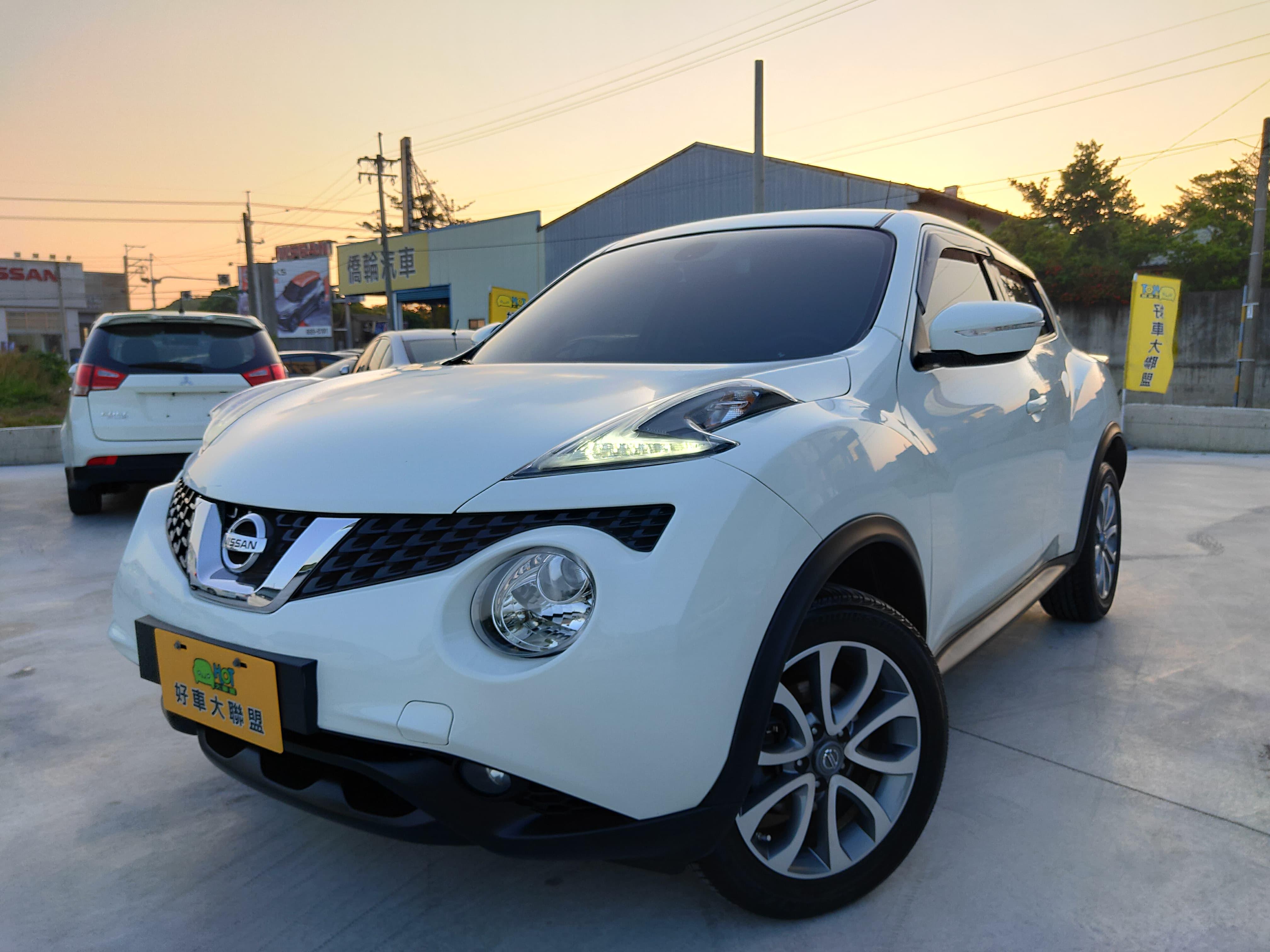 2015 Nissan 日產 Juke