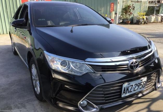 2015 Toyota 豐田 Camry