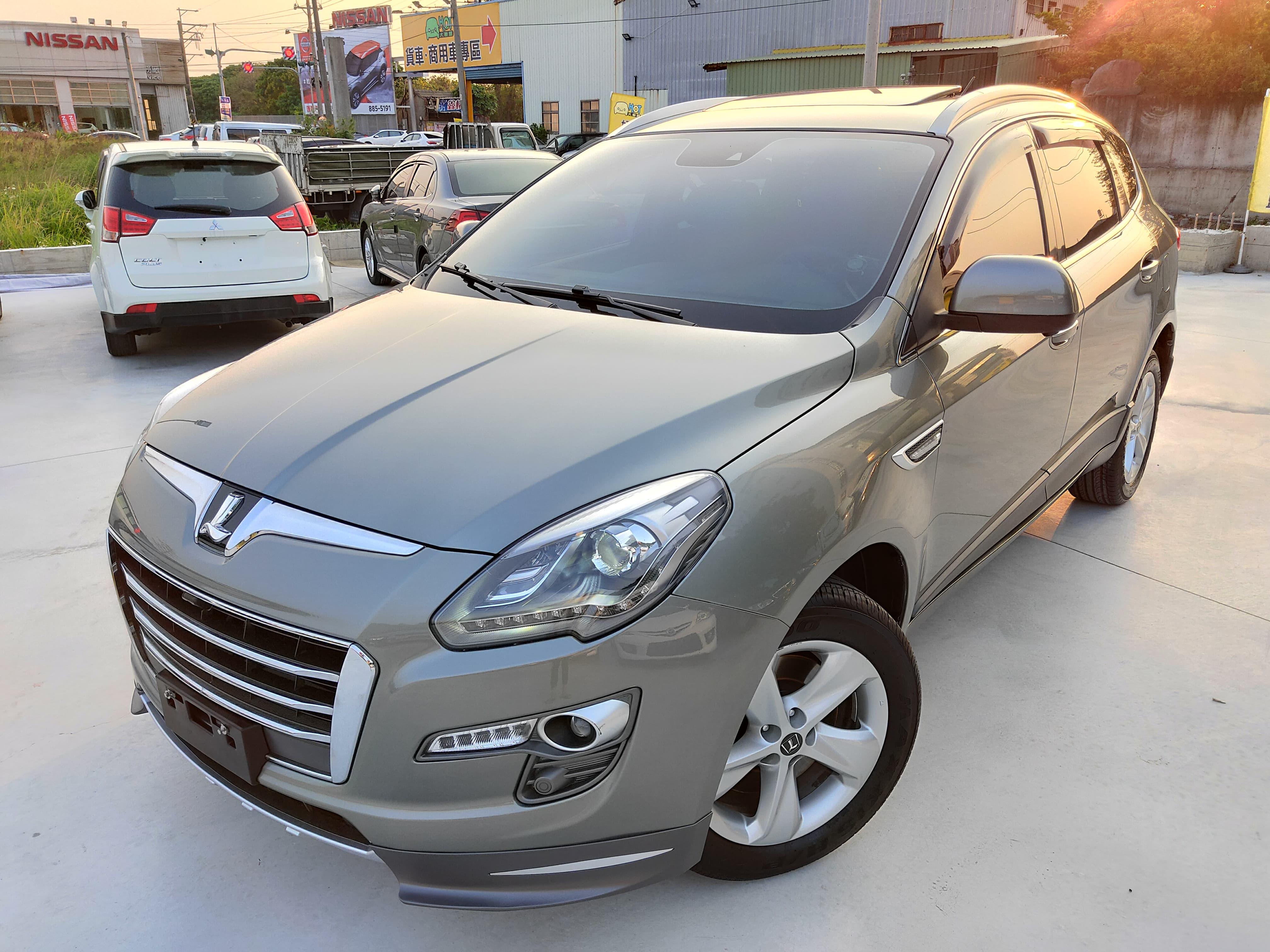 2013 Luxgen 納智捷 U7 turbo