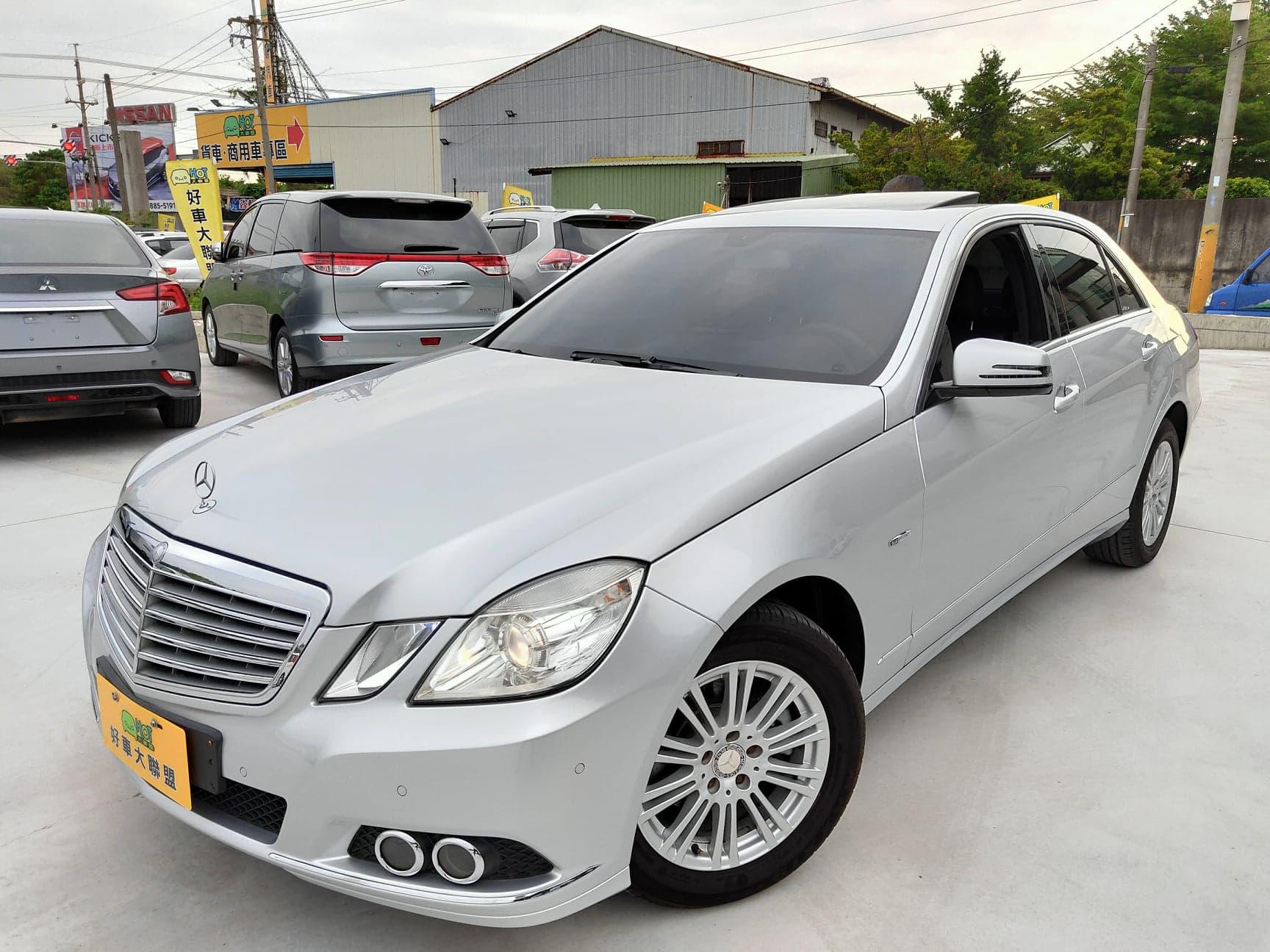 2011 M-Benz 賓士 E-class