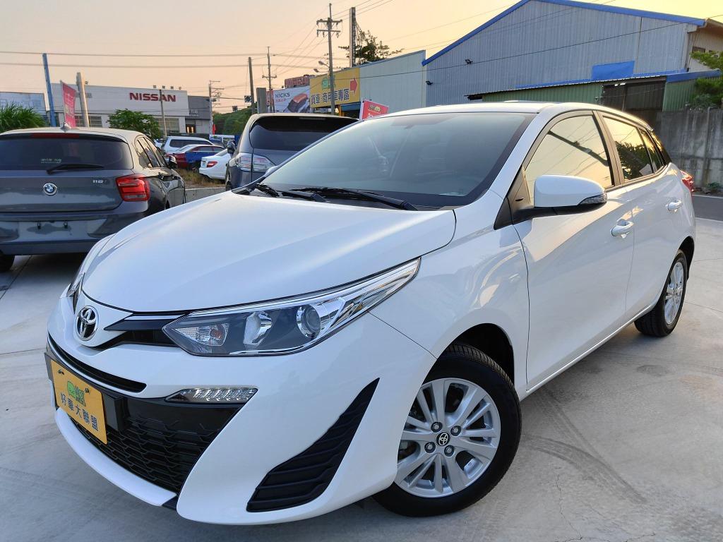 2020 Toyota 豐田 Yaris