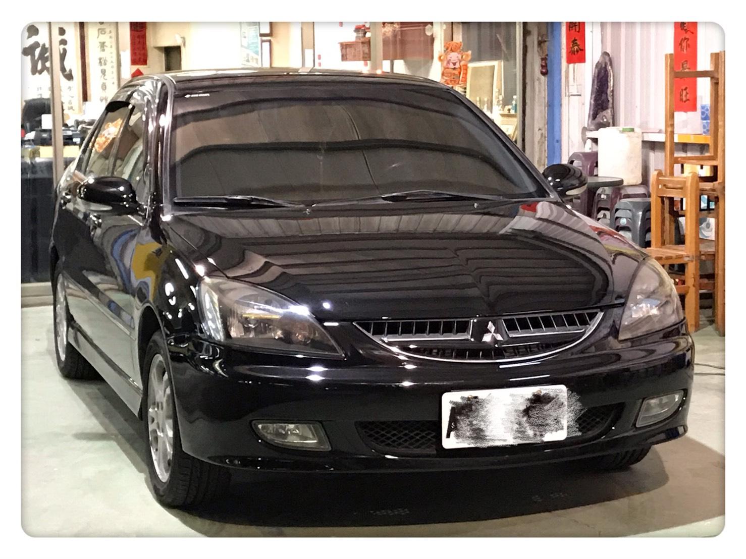 2007 Mitsubishi 三菱 Lancer