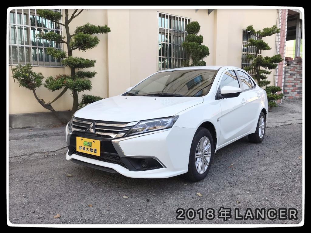 2018 Mitsubishi 三菱 Lancer