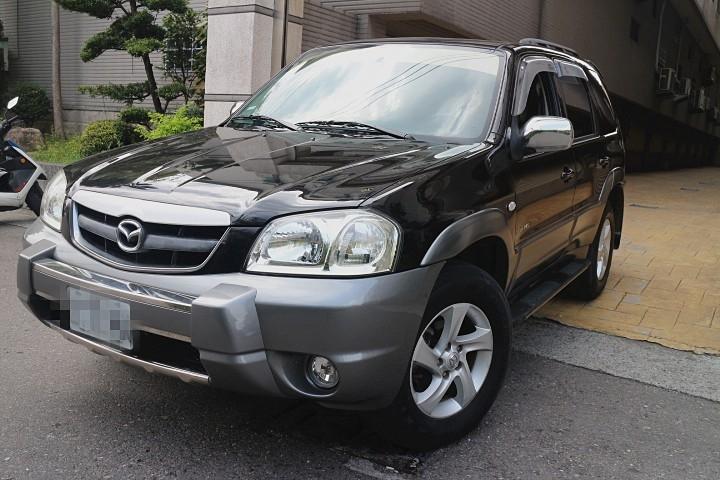 2004 Mazda 馬自達 Tribute
