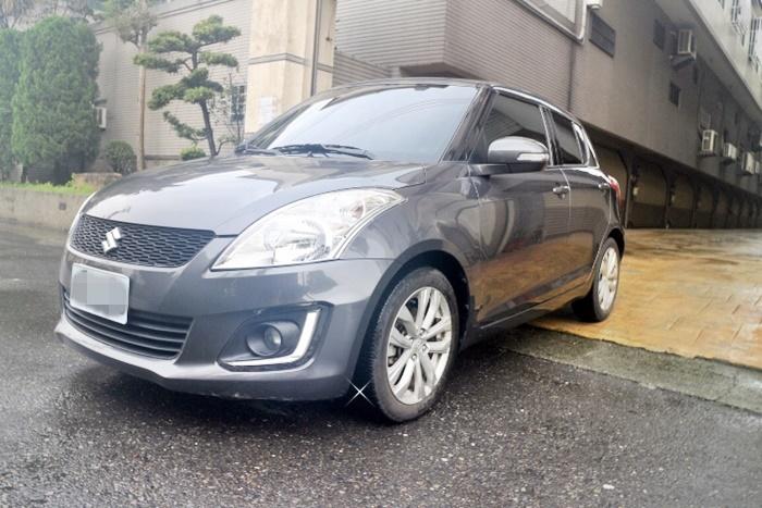 2013 Suzuki 鈴木 Swift