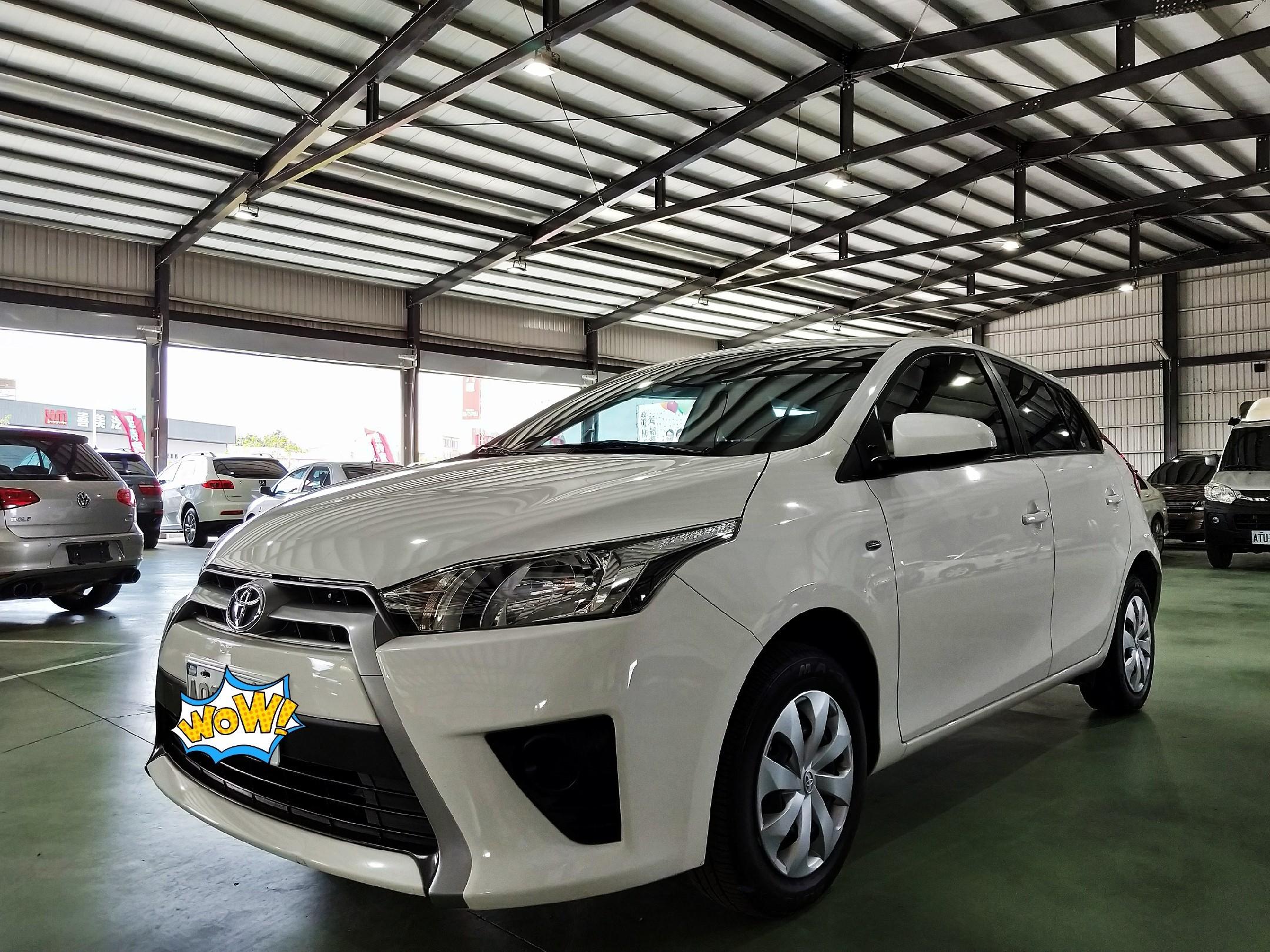 2018 Toyota 豐田 Yaris