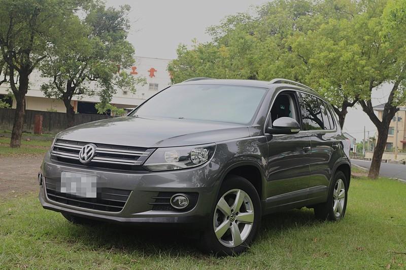 2013 Volkswagen 福斯 Tiguan
