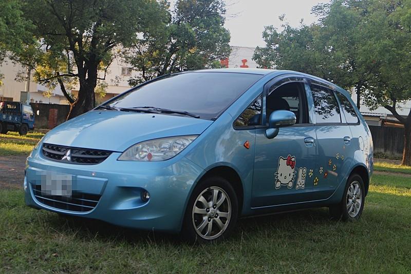 2011 Mitsubishi Colt plus