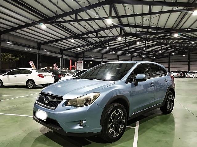 2013 Subaru 速霸陸 XV