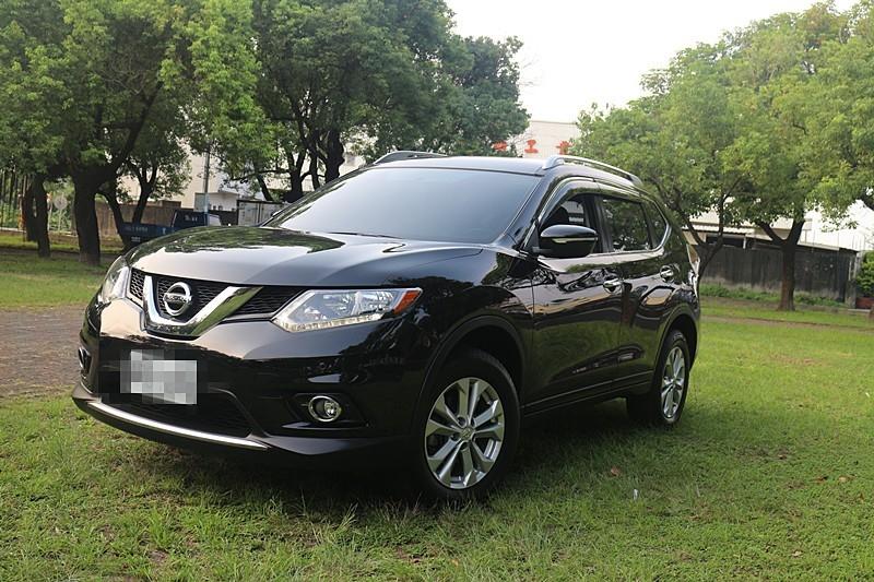 2016 Nissan 日產 X-Trail
