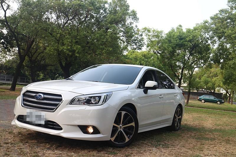 2017 Subaru 速霸陸 Legacy