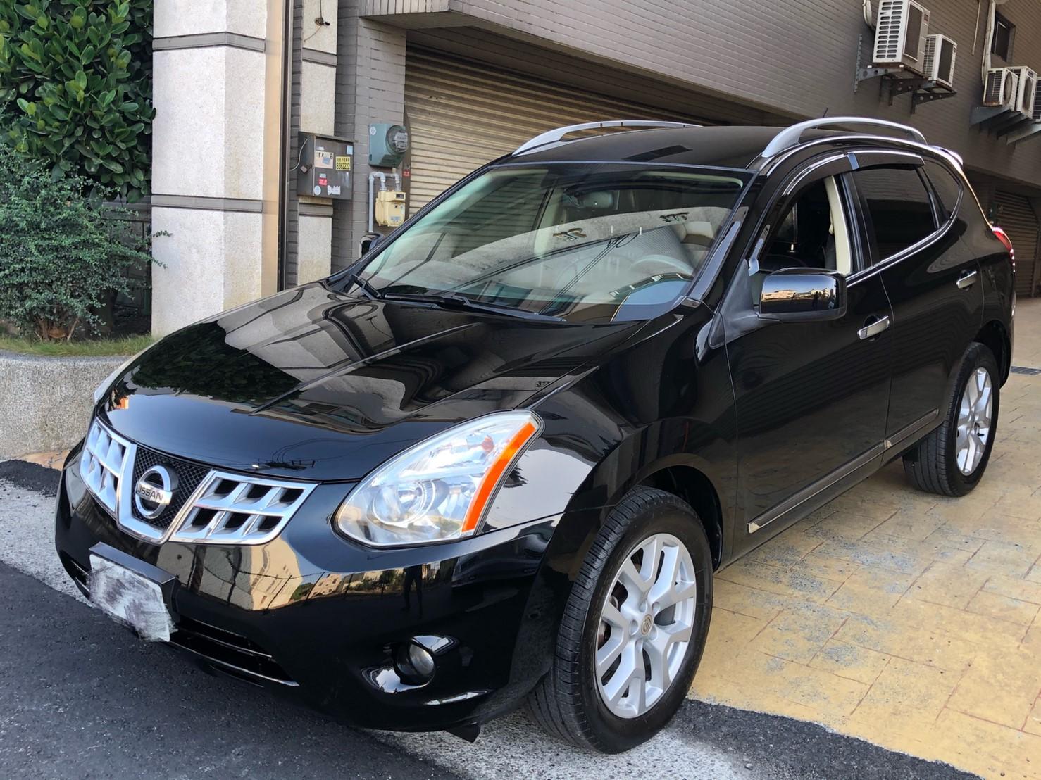 2011 Nissan 日產 Rogue