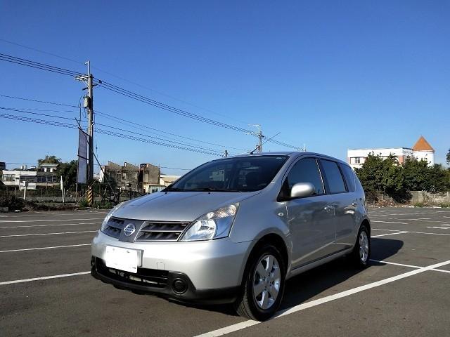 2012 Nissan 日產 Livina