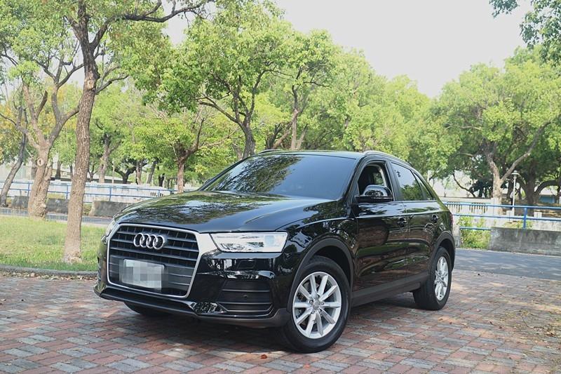 2017 Audi 奧迪 Q3