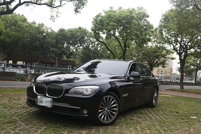2011 BMW 寶馬 7-Series