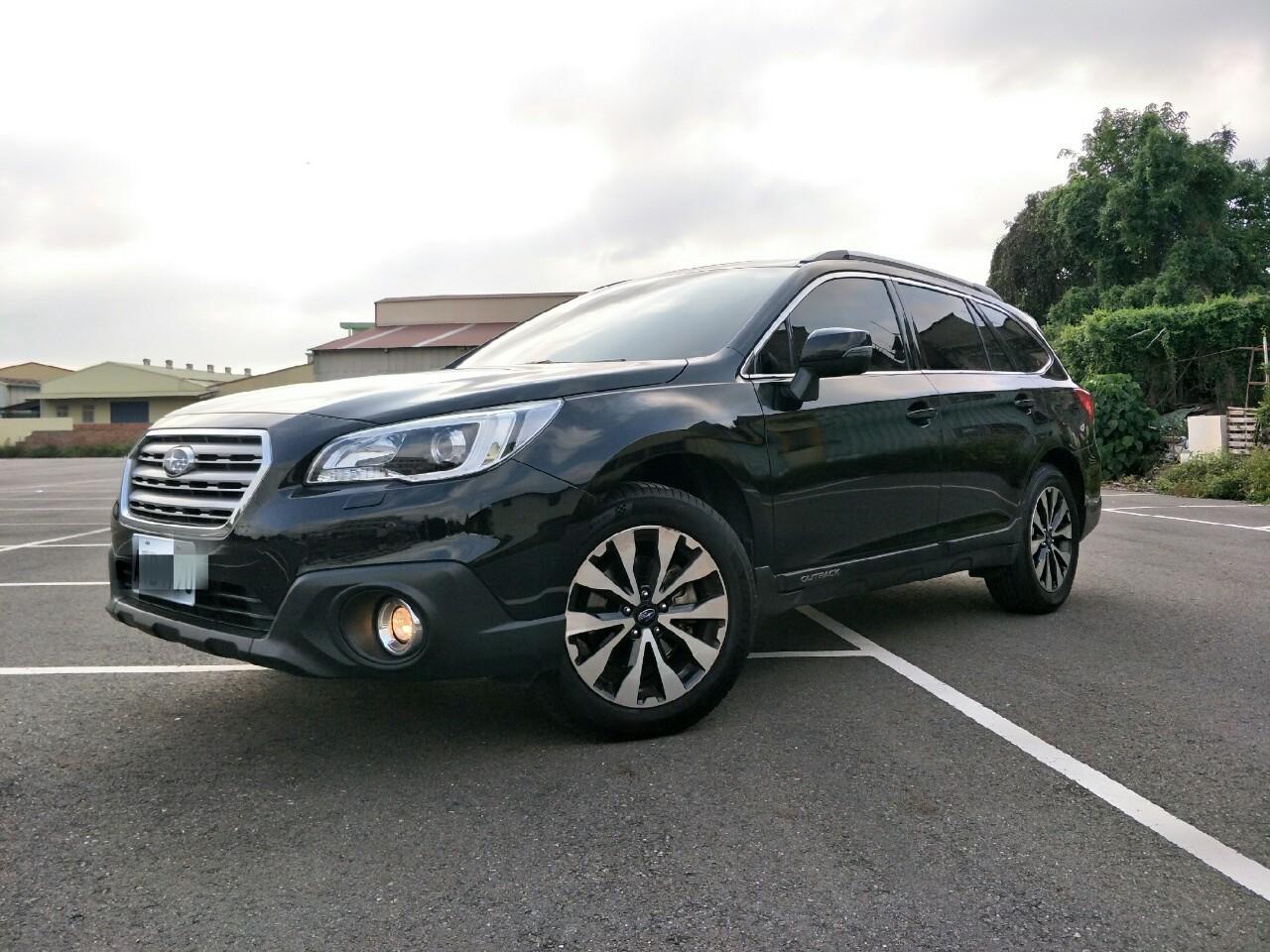 2017 Subaru 速霸陸 Outback
