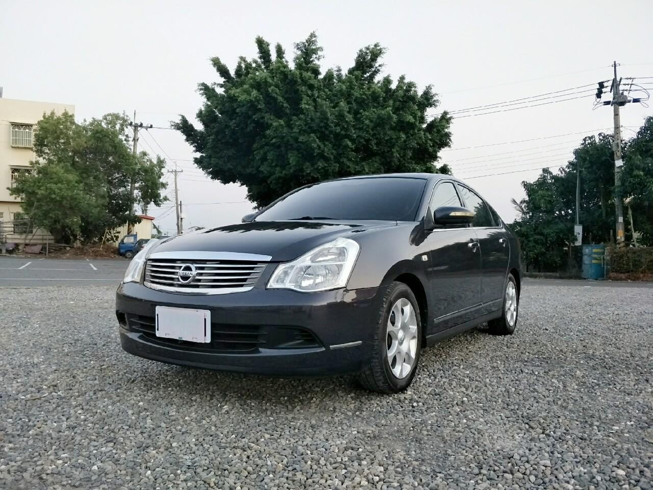 2010 Nissan 日產 Bluebird