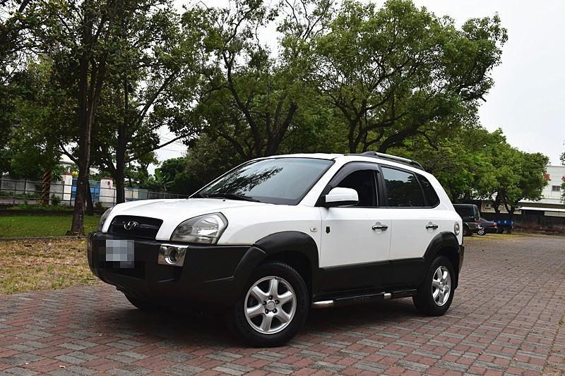 2007 Hyundai 現代 Tucson