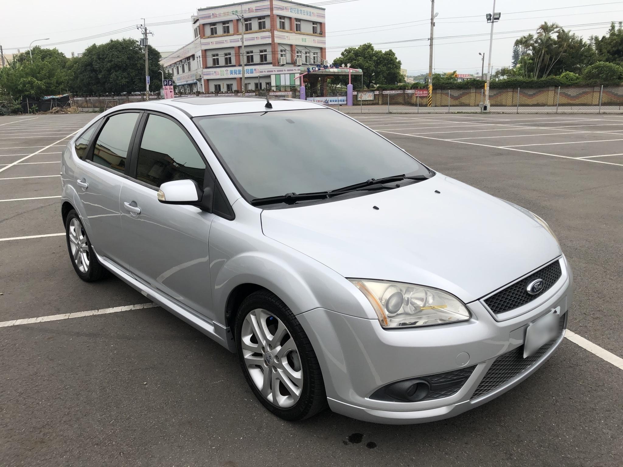 2008 Ford 福特 Focus