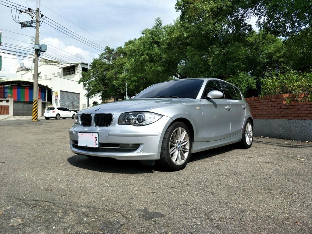 2007 BMW 寶馬 1 series