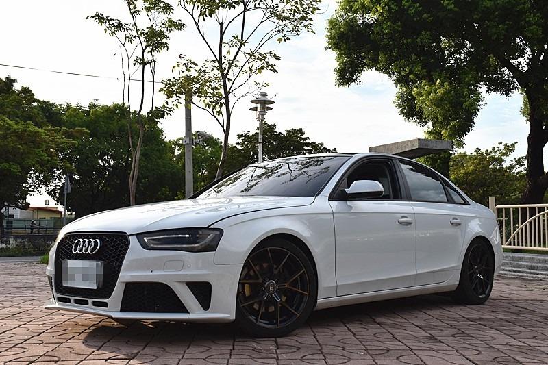 2014 Audi 奧迪 A4 sedan
