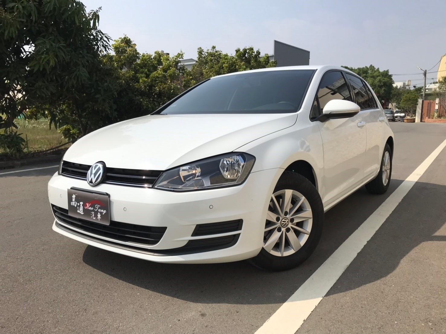2016 Volkswagen 福斯 Golf